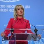 «Тупость» — Мария Захарова жестко раскритиковала Мэй за заявление, которого она не делала