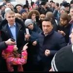 Власти РФ оплатили «девочке в розовом» из Волоколамска поездку в Нидерланды