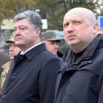 Петр Порошенко едет с Турчиновым на Донбасс, чтобы лично проверить качество трансляции украинских телеканалов