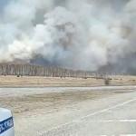 На Урале горит 700 гектаров заповедного леса (видео)