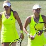 Украинки в паре перемогли россиянок и пробились в полуфинал турнира WTA Premier в Сан-Хосе