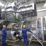 На оккупированном Крыме сгорел машинный зал строящейся ТЭС с турбинами Siemens