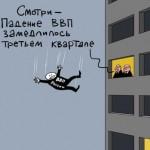 """Во сколько обошлось """"величие"""" ВВП РФ (сокрушительные цифры)"""