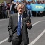 Джемилев: Пока Крым не вернем, умирать нельзя