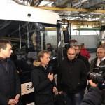 Датчан устроил украинский электрогрузовик — планируют расширить сотрудничество