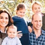 Королевская семья представила официальные семейные фото Кейт Миддлтон, Меган Маркл, принцев Уильяма и Гарри