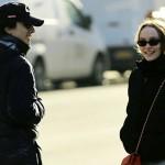 Будни влюбленных: Лили-Роуз Депп и Тимоти Шаламе на свидании в Нью-Йорке