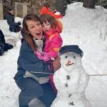 Милла Йовович — моя дочь это полная копия меня (фото)