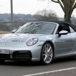 Porsche возвращает на рынок легендарный кабриолет 911