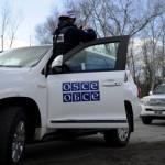Русские оккупанты не пустили патруль в Новоазовск и прячут от ОБСЕ гаубицы Жаба и Гвоздика