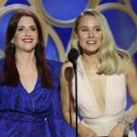 Сразу две американские актрисы пришли на «Золотой глобус» в нарядах украинских дизайнеров