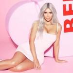 Ким Кардашьян опубликовала «еротичные» фото ко Дню Влюбленных
