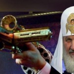 Пьяный поп московского патриархата открыл стрельбу по людям из ружья