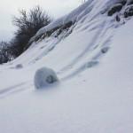 Роллы из снега: загадочное явление обнаружили на одном из полей в Великобритании