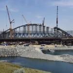 Керченский мост могут разрушить подводные течения и ледоход