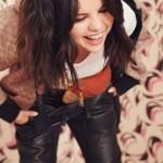 Селена Гомес впервые за долгое время снялась в рекламной кампании