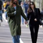 Моника Беллуччи замечена с молодым возлюбленным во Франции