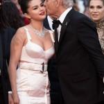 Селена Гомес заявила, что собирается замуж за Билла Мюррея и поцеловалась с ним