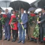 В Днипре участников вилкуловского пиар-марша «разогнал» дождь