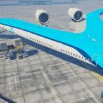 Самолет Flying-V – будущее пассажирских лайнеров
