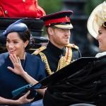 Стало известно значение нового кольца Меган Маркл, которое она показала на параде