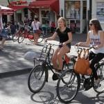 Велосипед — современный городской транспорт