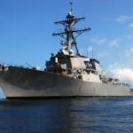 Американский эсминец Porter с установками для «Томагавков» прибыл в Одессу