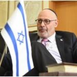 Посол Израиля в Киеве: Зеленский уступил место на форуме по Холокосту моей маме