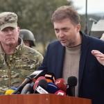 Украина выступила против полного разведения войск в Донбассе
